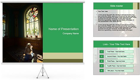 0000078547 PowerPoint Template