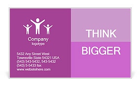 0000078552 Business Card Template