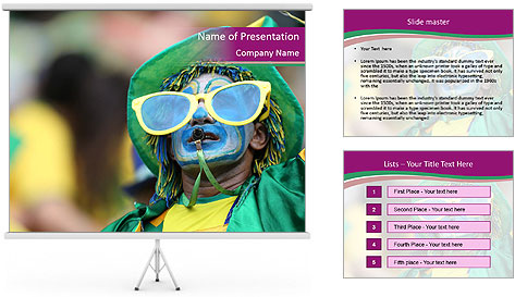 0000078558 PowerPoint Template