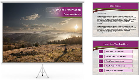 0000078590 PowerPoint Template