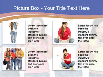 0000078683 PowerPoint Template - Slide 14