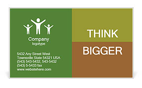 0000078708 Business Card Template