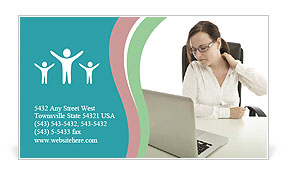 0000078720 Business Card Template