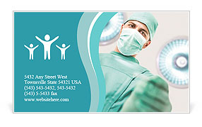 0000078722 Business Card Template