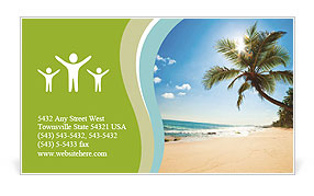 0000078725 Business Card Template