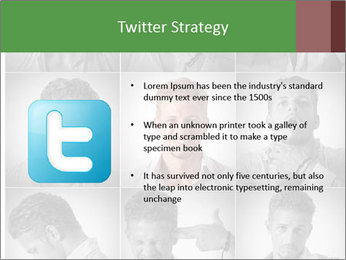 0000078784 PowerPoint Template - Slide 9
