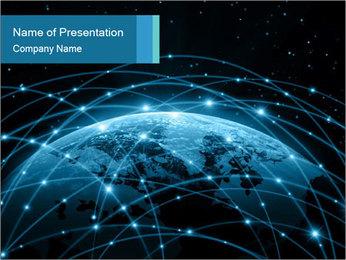 0000078789 PowerPoint Template - Slide 1