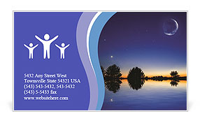 0000078797 Business Card Template