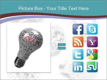 0000078814 PowerPoint Templates - Slide 21