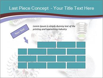 0000078814 PowerPoint Templates - Slide 46