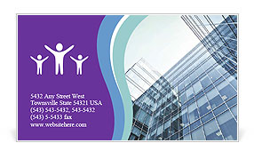0000078821 Business Card Template