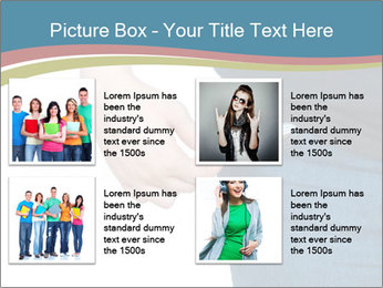 0000078825 PowerPoint Templates - Slide 14