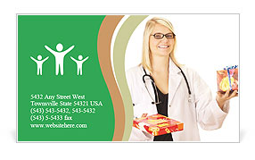 0000078842 Business Card Template
