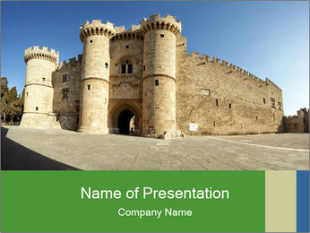 0000078874 PowerPoint Template - Slide 1