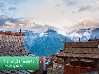0000078880 PowerPoint Template - Slide 1