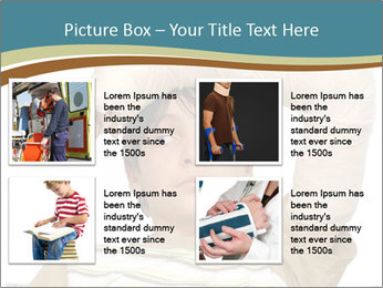 0000078894 PowerPoint Templates - Slide 14