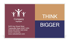 0000078900 Business Card Template