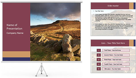0000078900 PowerPoint Template