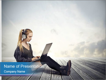 0000078911 PowerPoint Template - Slide 1