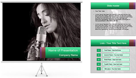 0000078955 PowerPoint Template