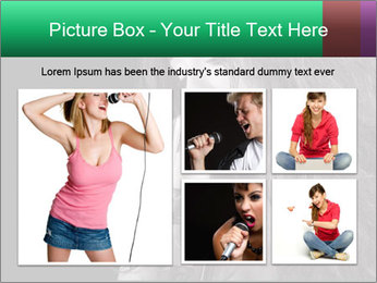 0000078955 PowerPoint Templates - Slide 19