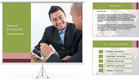 0000078956 PowerPoint Template