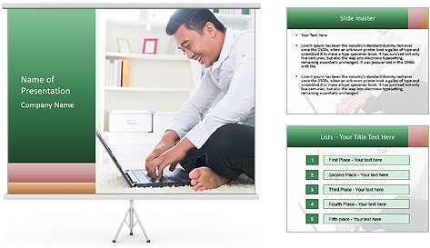 0000078964 PowerPoint Template
