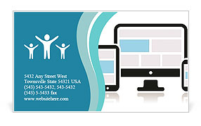 0000078969 Business Card Template