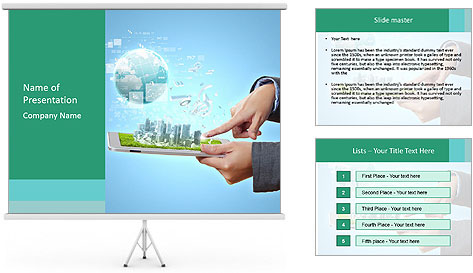 0000078983 PowerPoint Template