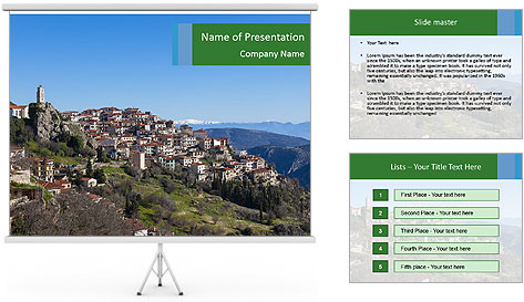 0000079003 PowerPoint Template