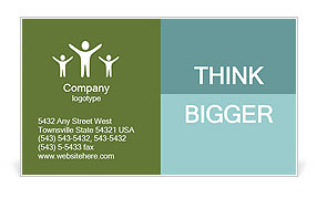 0000079012 Business Card Template