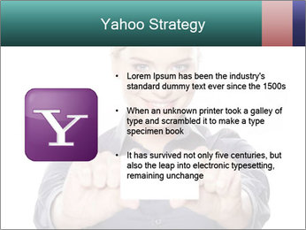 0000079025 PowerPoint Templates - Slide 11
