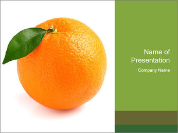 0000079062 PowerPoint Template - Slide 1