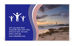 0000079082 Business Card Template