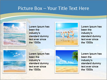 0000079094 PowerPoint Templates - Slide 14