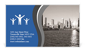 0000079098 Business Card Template