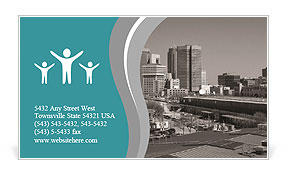 0000079130 Business Card Template