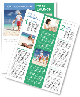0000079158 Newsletter Templates