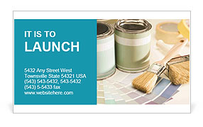 0000079161 Business Card Template