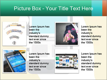 0000079173 PowerPoint Template - Slide 14