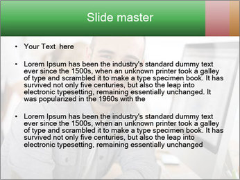 0000079196 PowerPoint Templates - Slide 2