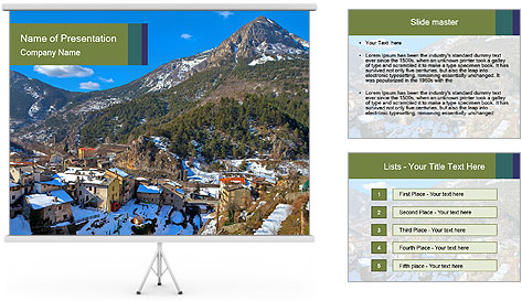 0000079203 PowerPoint Template