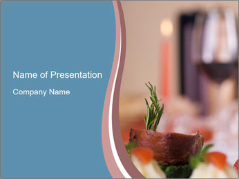 0000079206 PowerPoint Template - Slide 1