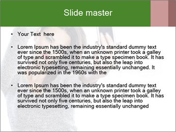 0000079214 PowerPoint Templates - Slide 2