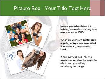 0000079214 PowerPoint Templates - Slide 23