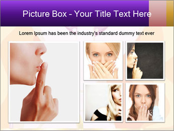 0000079233 PowerPoint Templates - Slide 19
