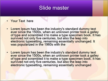 0000079233 PowerPoint Templates - Slide 2