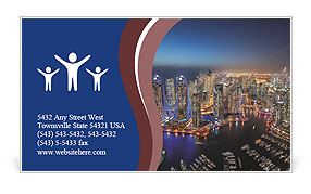 0000079242 Business Card Template