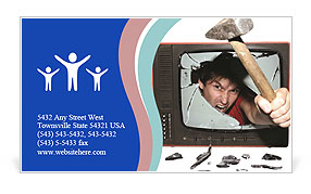 0000079254 Business Card Template