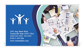 0000079255 Business Card Template